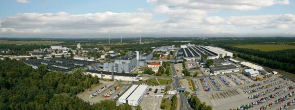 Stabilimento Mercedes Ludwigsfelde