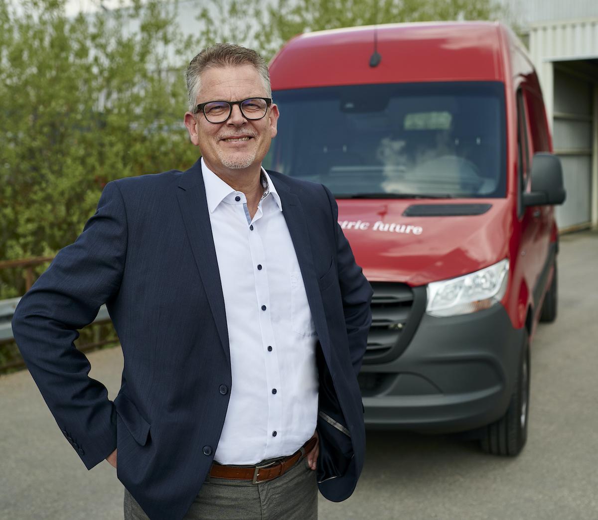 Steffen Lucas Mercedes-Benz Vans