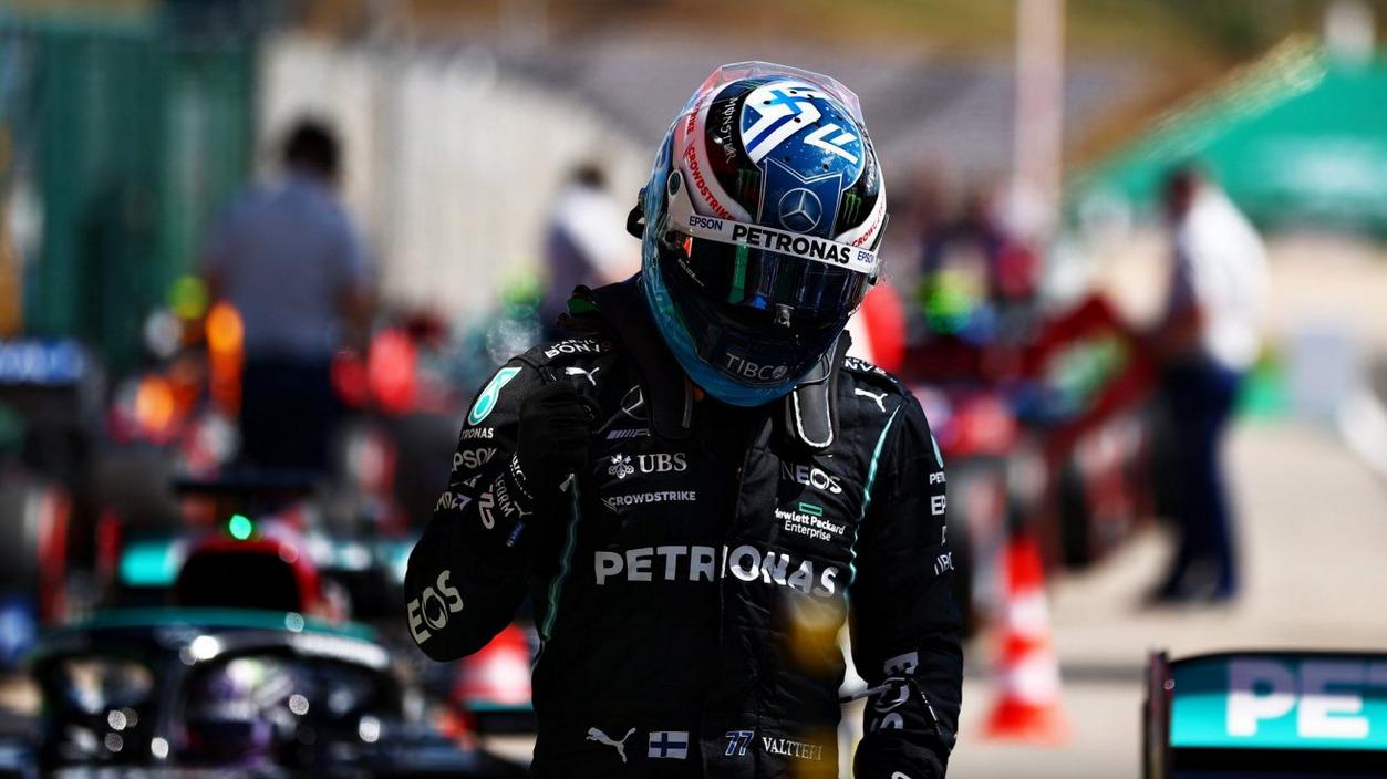 Valtteri Bottas Mercedes-AMG Petronas F1