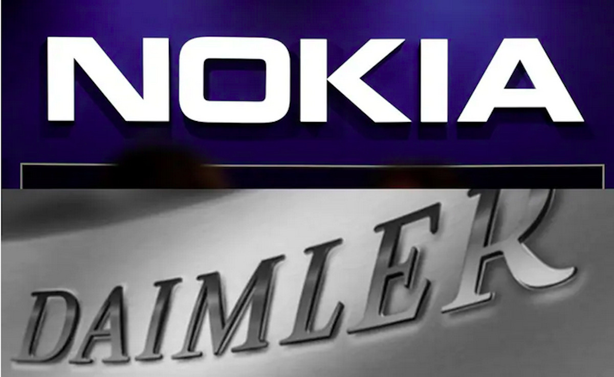 Daimler Nokia battaglia legale