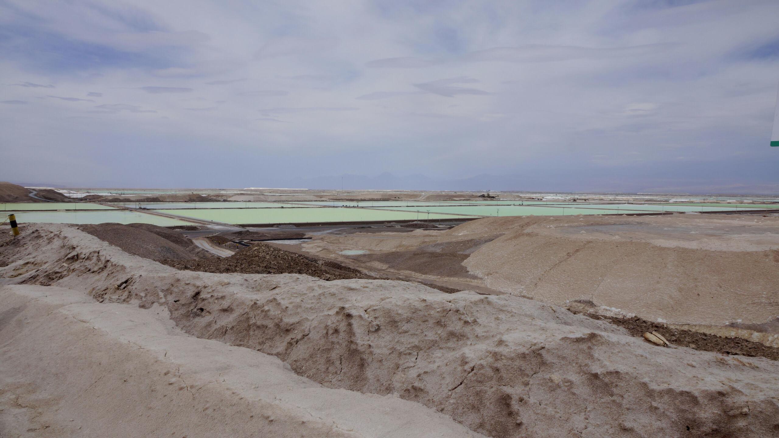 Daimler Salar de Atacama Cile