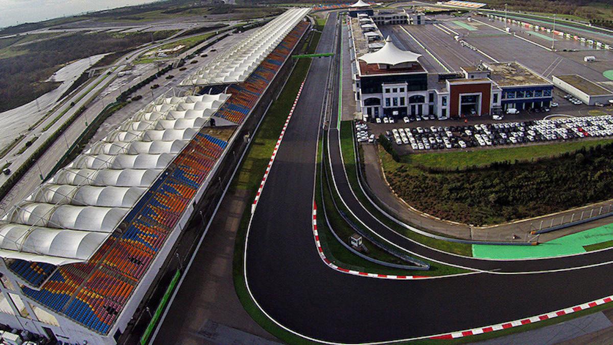 GP Turchia F1 2021