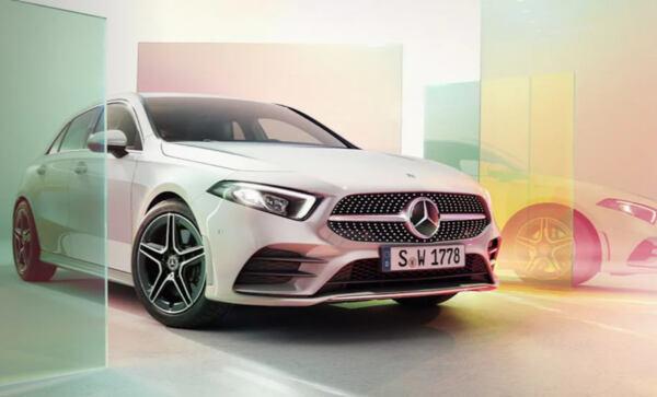 Mercedes A 180 d Automatic Sport promozione