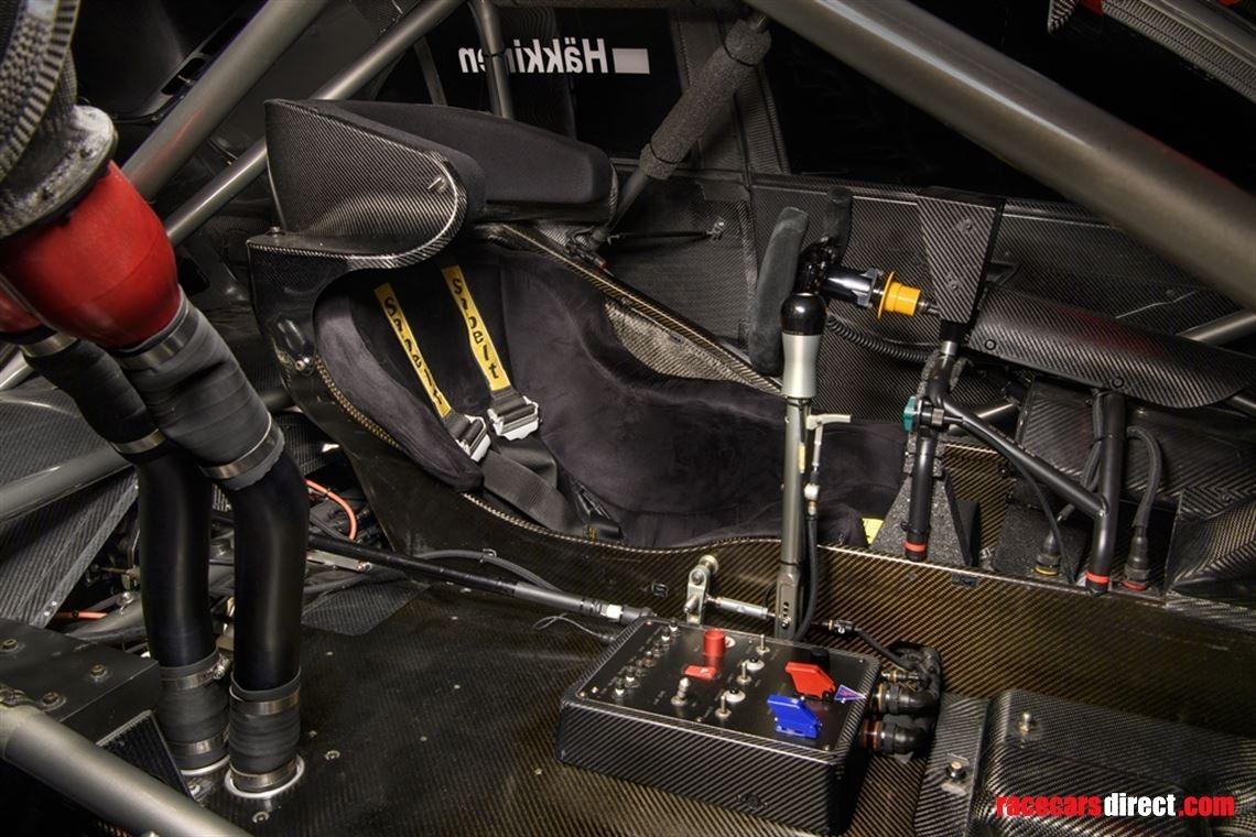 Mercedes-AMG DTM Mika Hakkinen