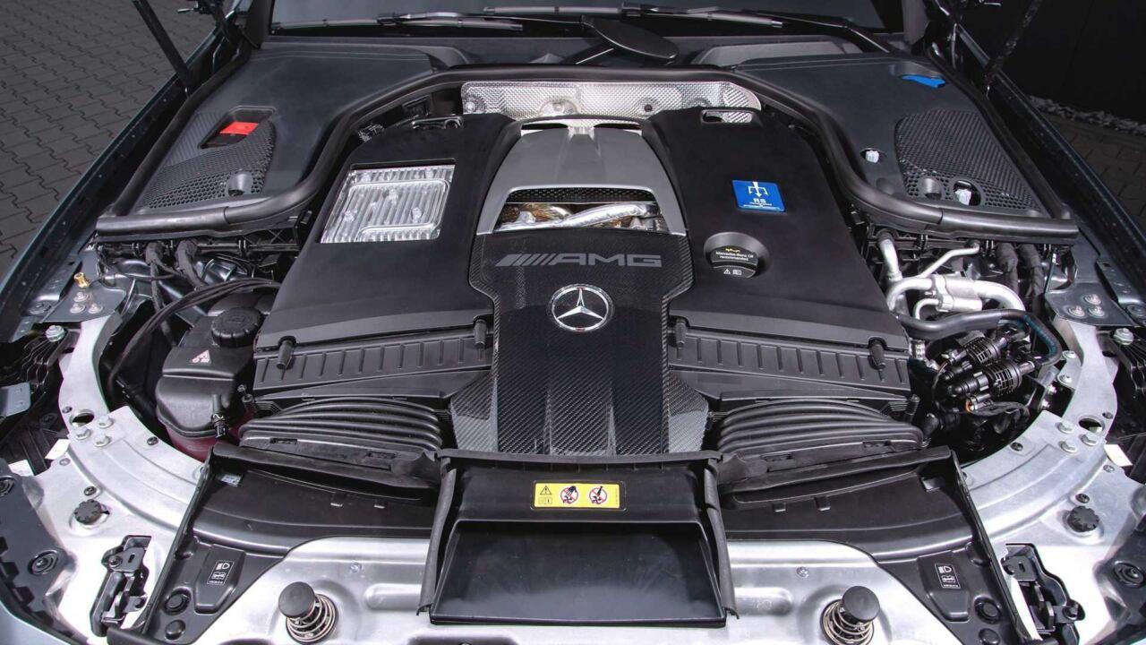 Mercedes-AMG E 63 S Wagon Posaidon
