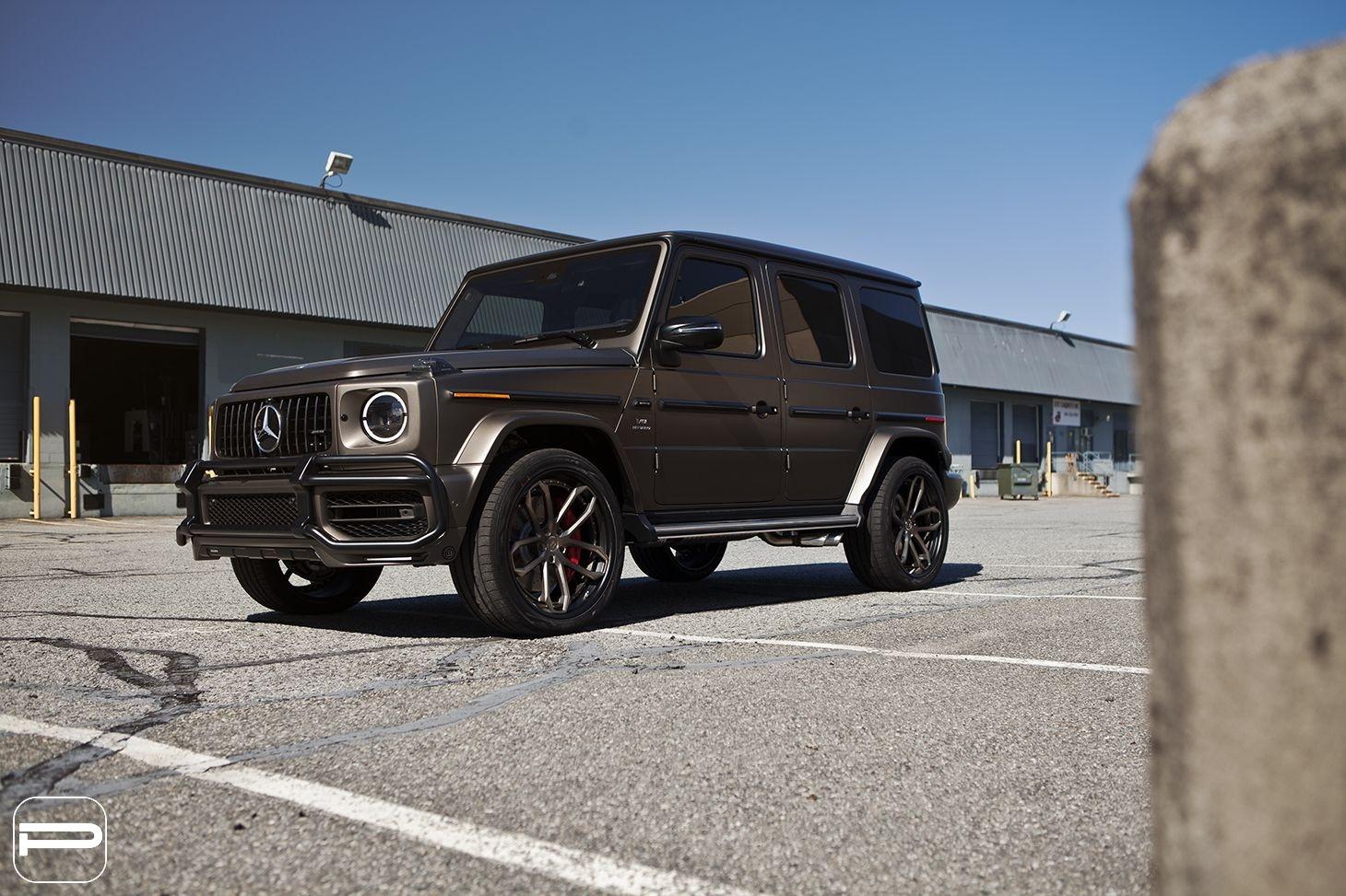 Mercedes-AMG G 63 PUR Wheels