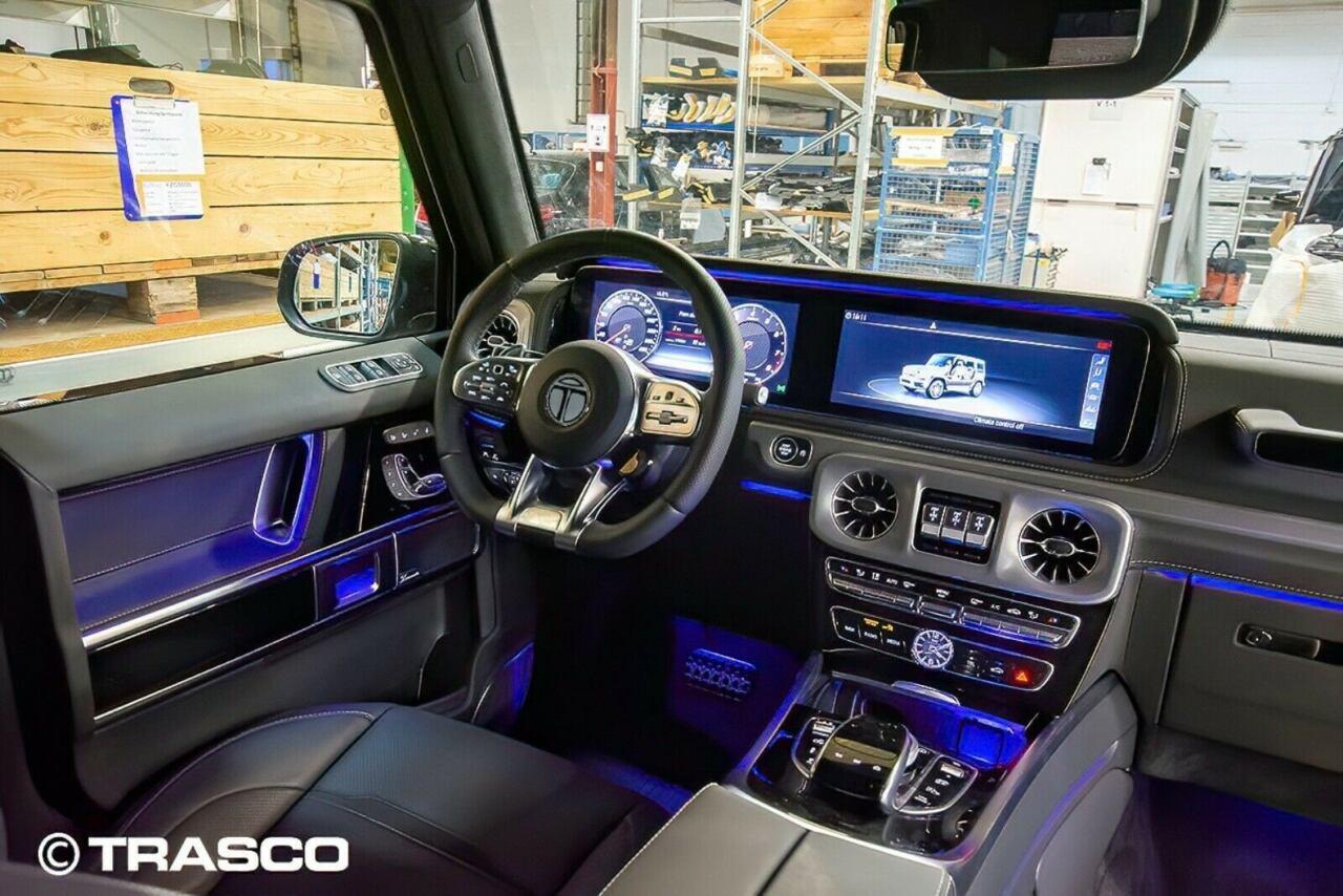 Mercedes-AMG G 63 limo blindato