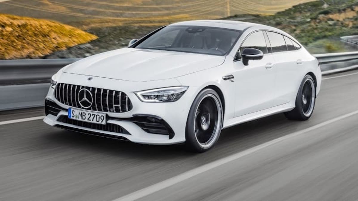 Mercedes-AMG GT 53 2019-20 richiamo