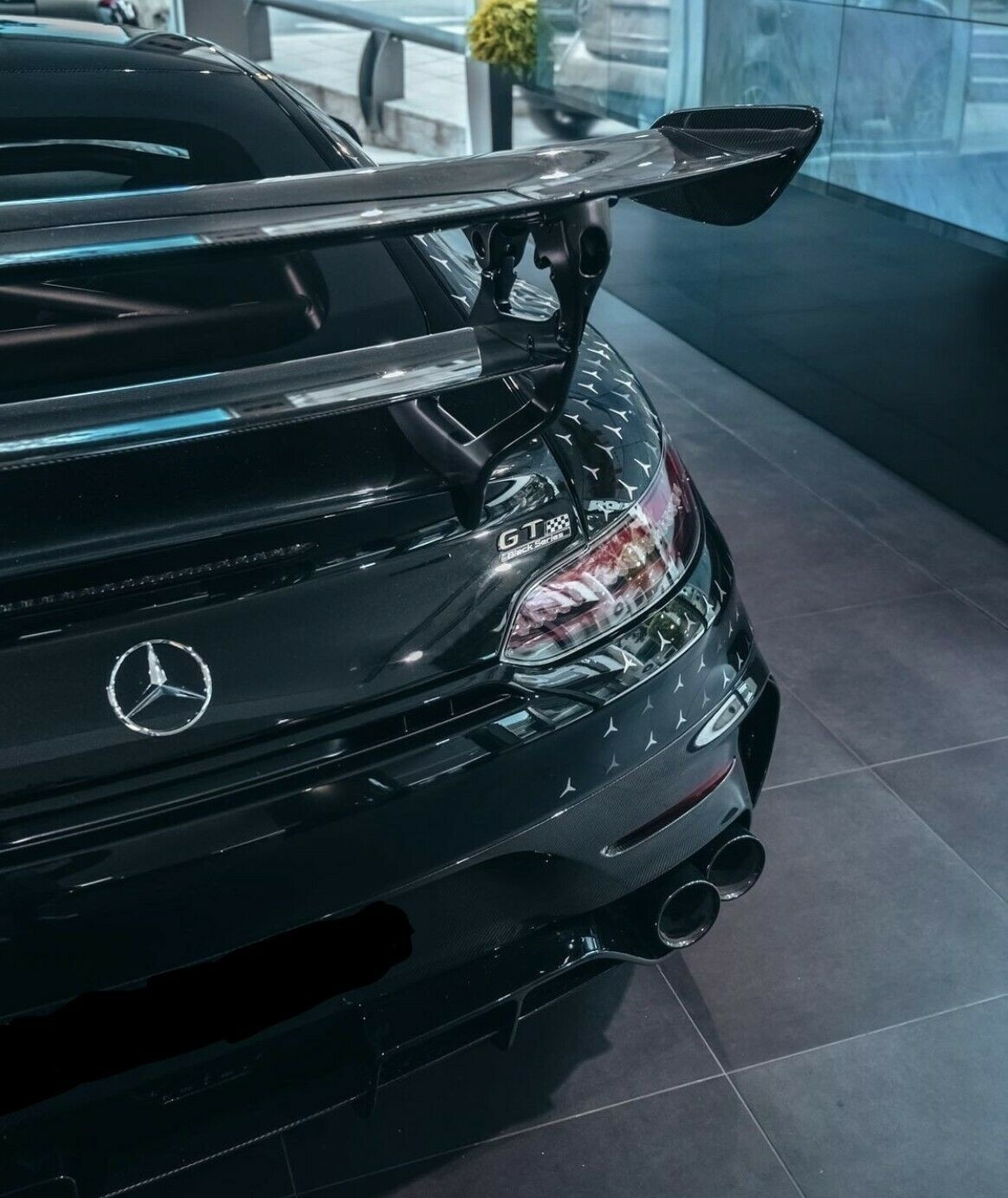 Mercedes-AMG GT Black Series P One Edition