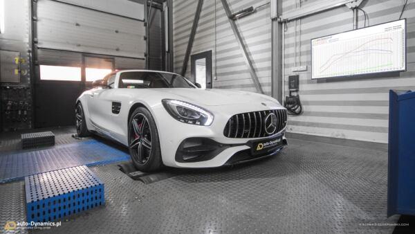 Mercedes-AMG GT C Roadster AutoDynamics