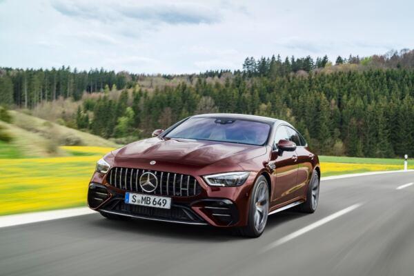 Mercedes-AMG GT Coupé4 2022