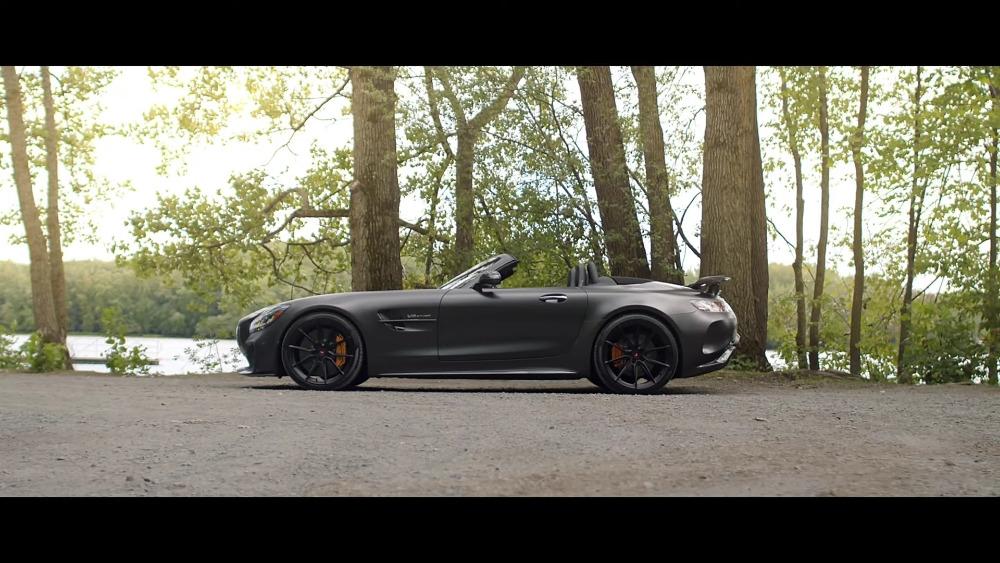 Mercedes-AMG GT R cerchi Vossen