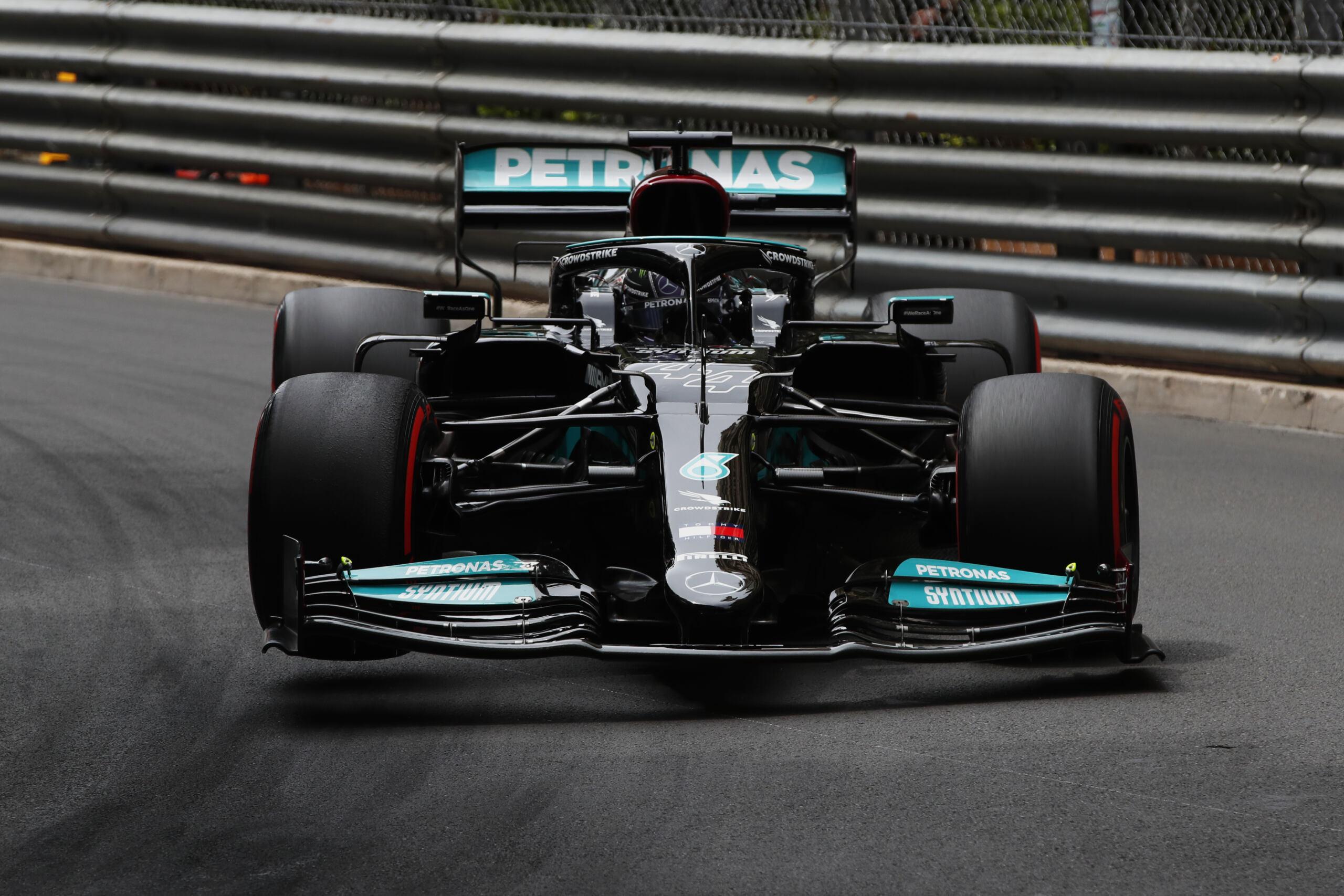 Mercedes-AMG Petronas F1 GP Azerbaigian