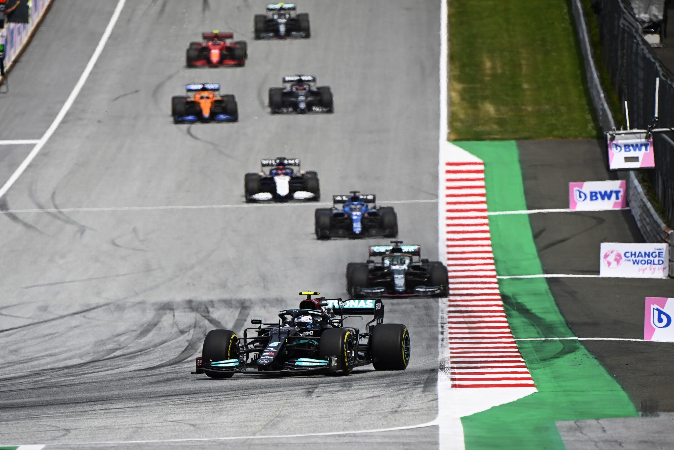 Mercedes-AMG Petronas F1 GP della Stiria 2021