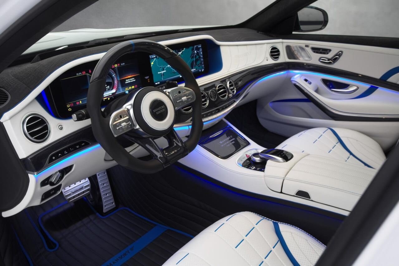 Mercedes-AMG S 63 Signature Edition Mansory
