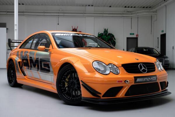 Mercedes-Benz CLK DTM AMG P900 prototipo