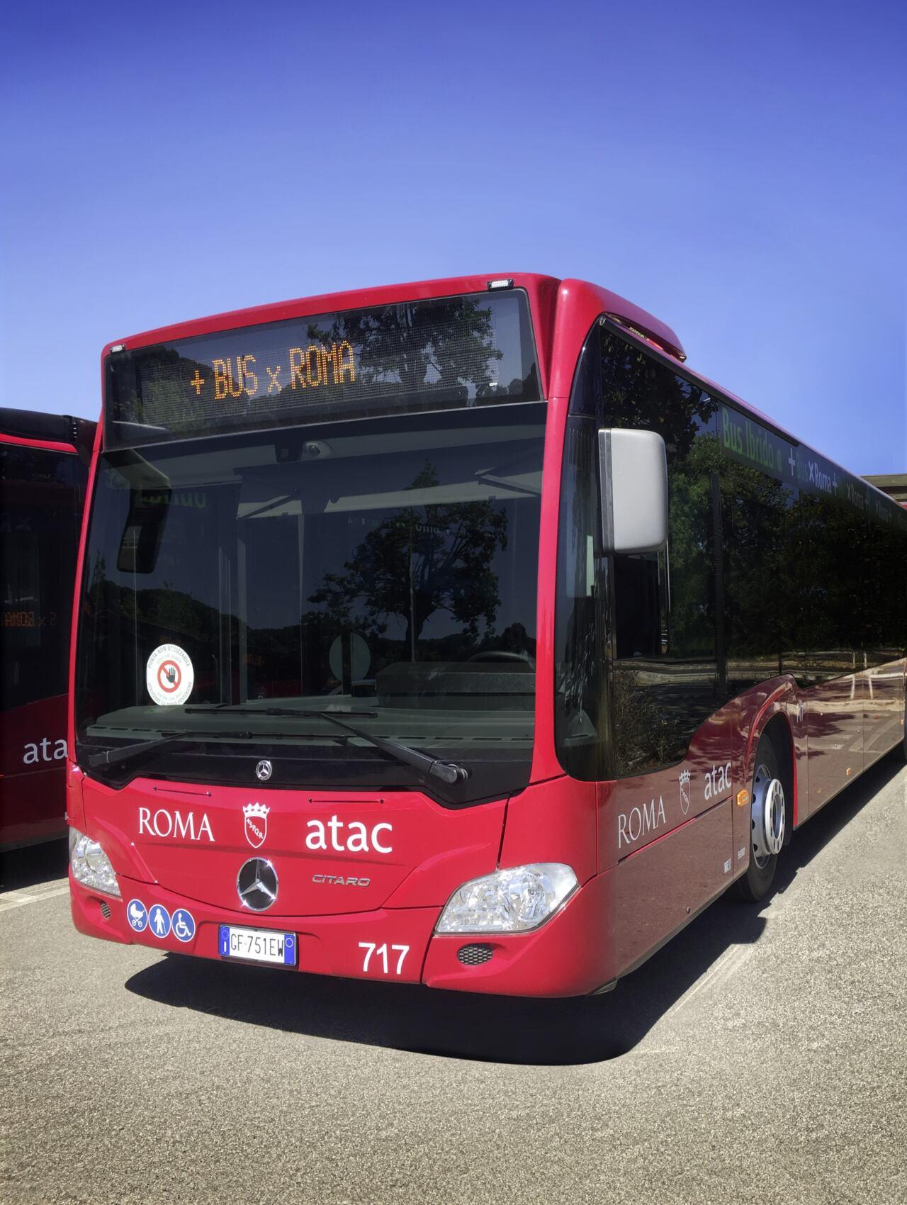 Mercedes Citaro ATAC