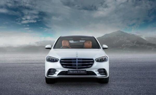 Mercedes Classe S Launch Edition 2021