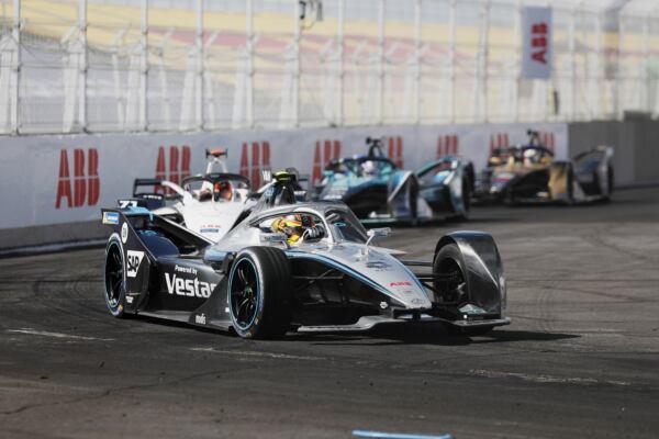 Mercedes-EQ Formula E Messico