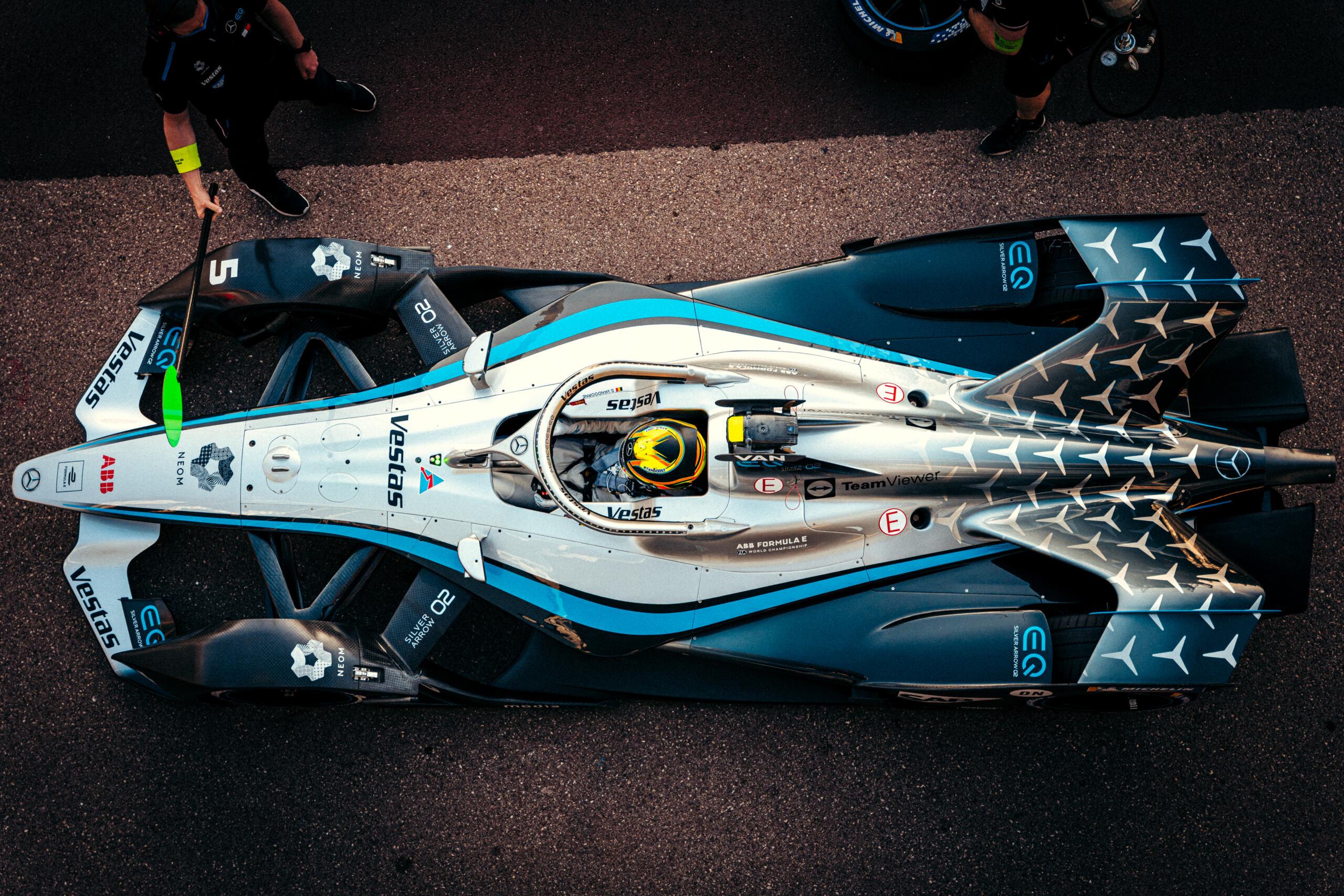 Mercedes-EQ Formula E Team Messico