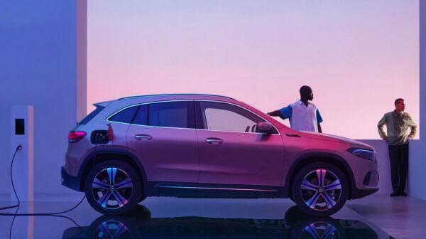 Mercedes EQA promozioni giugno
