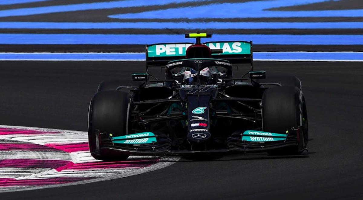 Mercedes Valtteri Bottas GP Francia