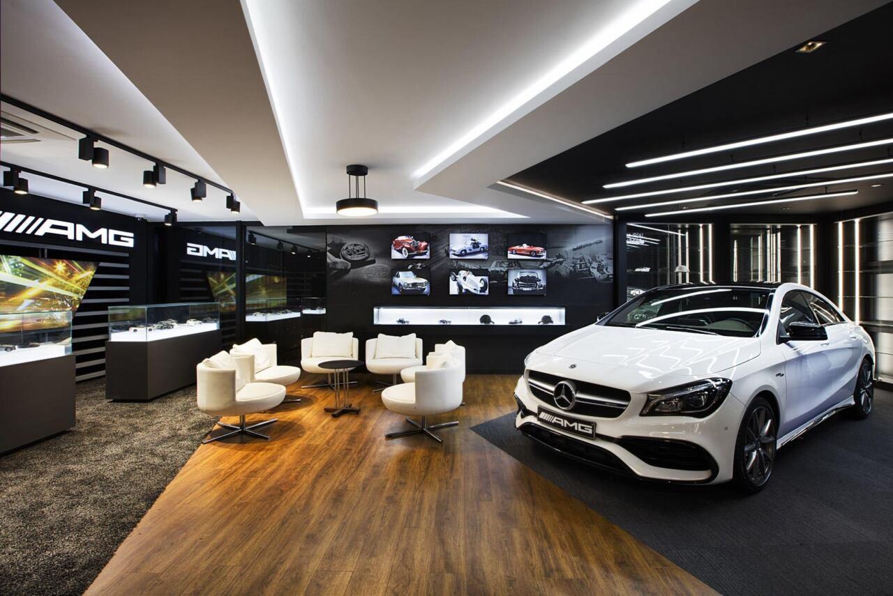 Mercedes concessionarie Europa