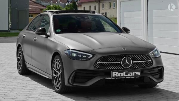 Nuova Mercedes Classe C dettagli