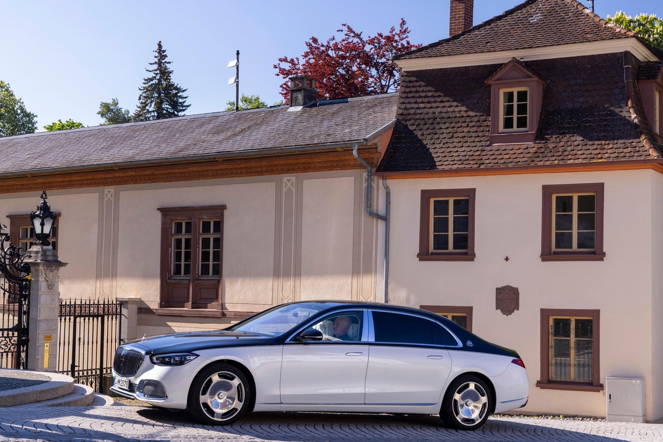 Nuova Mercedes-Maybach S 680