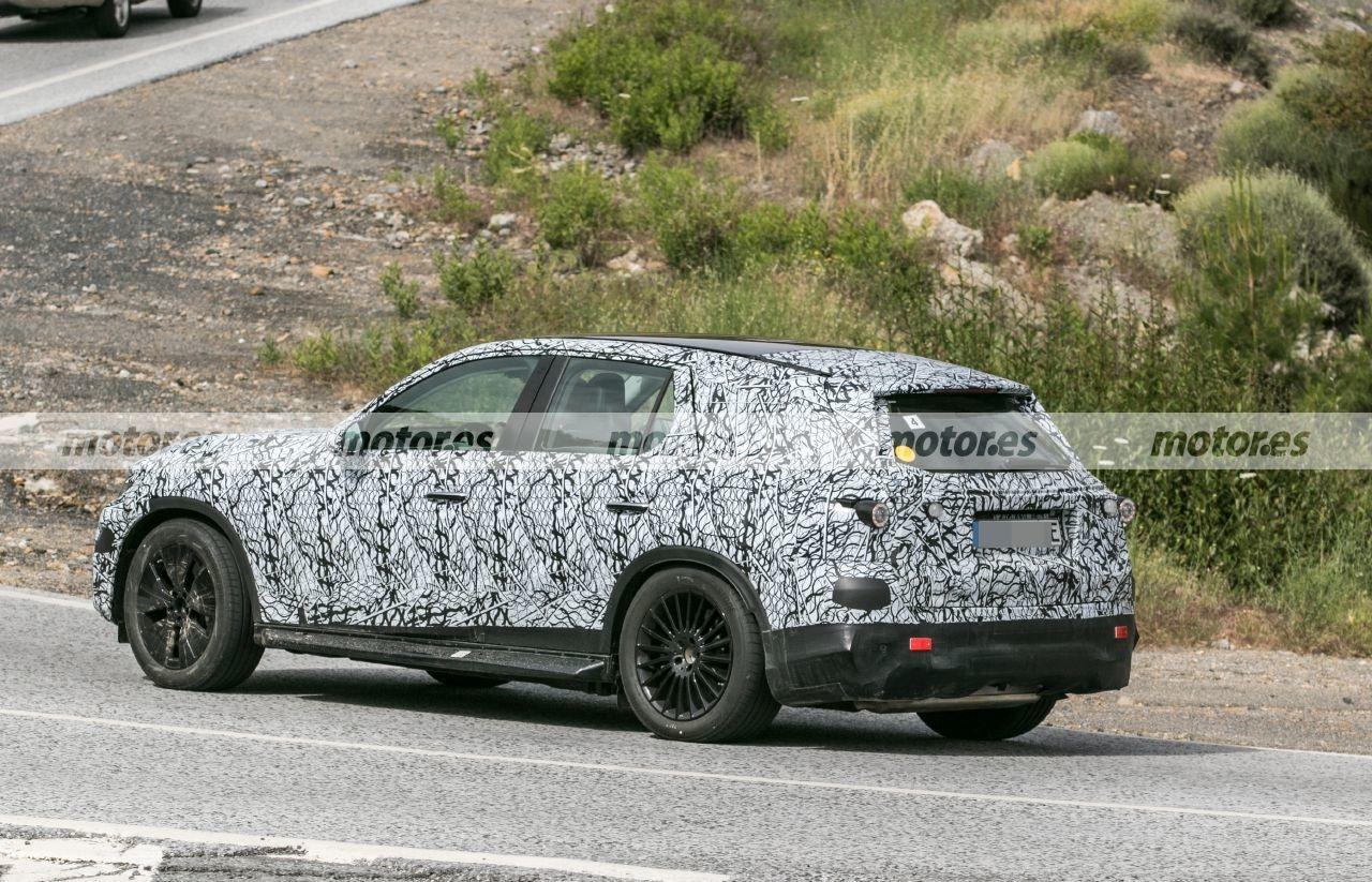 Nuovo Mercedes GLC ultime foto spia