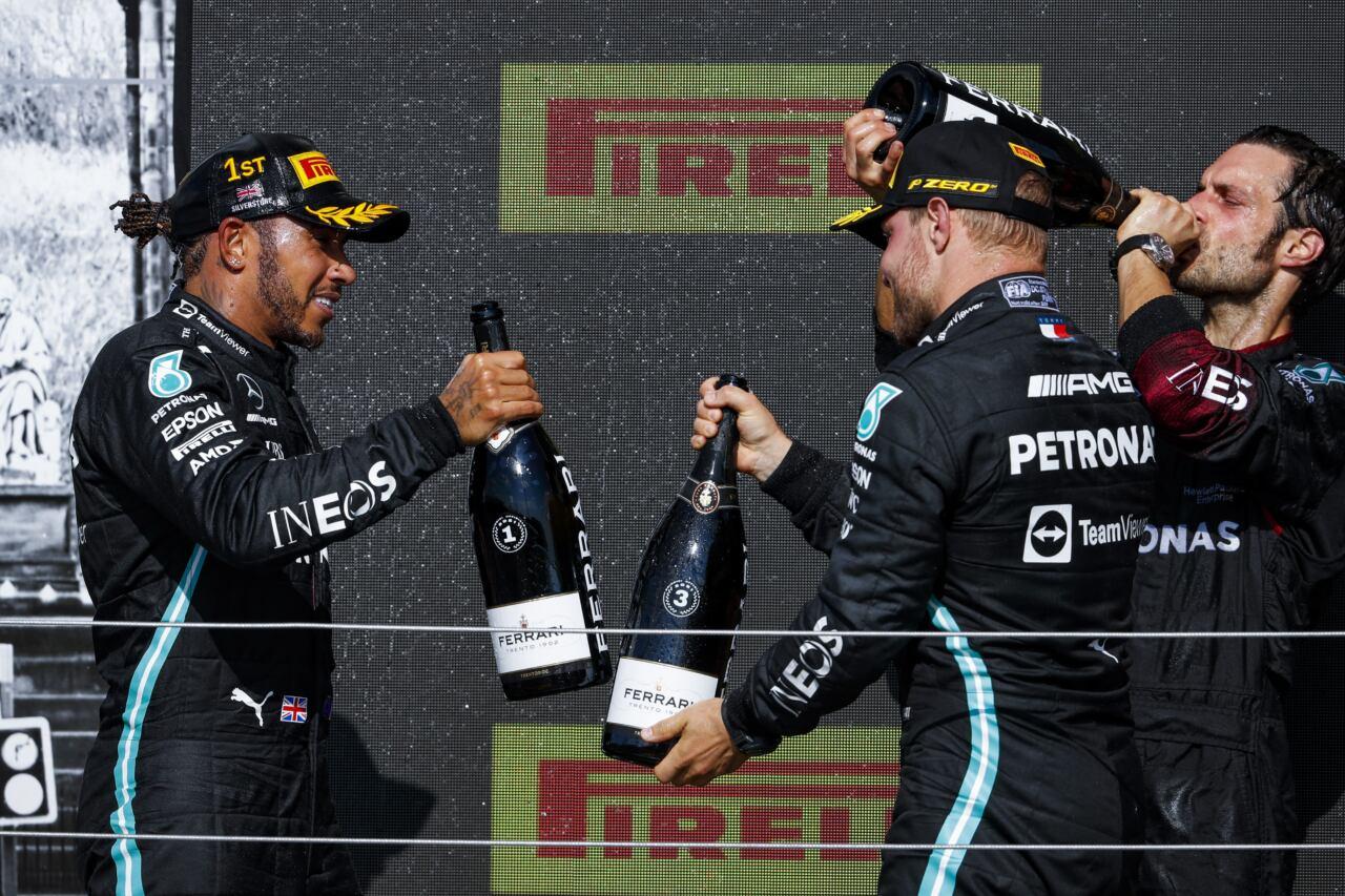 Lewis Hamilton Gran Premio di Gran Bretagna 2021