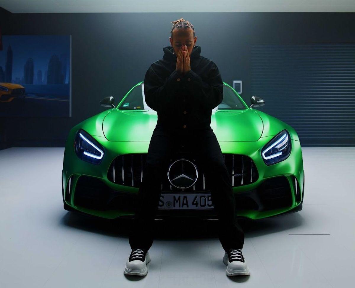 Lewis Hamilton collaborazione Mercedes