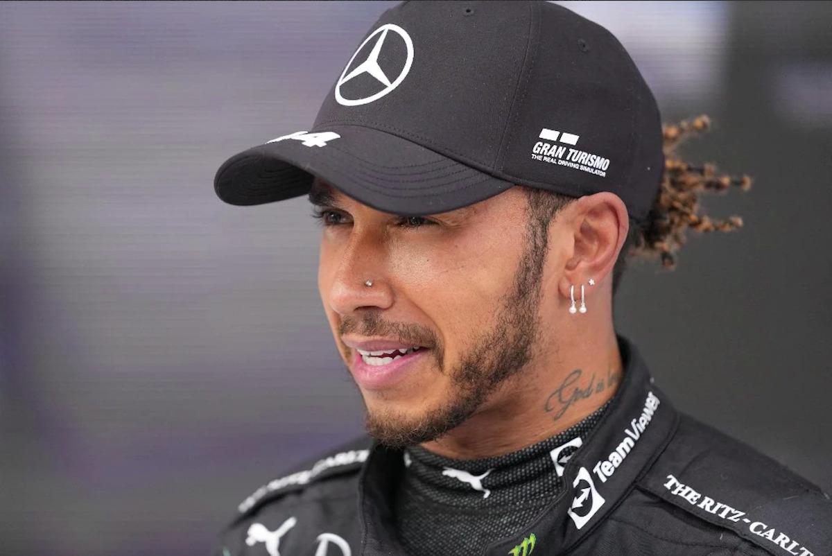 Lewis Hamilton contratto