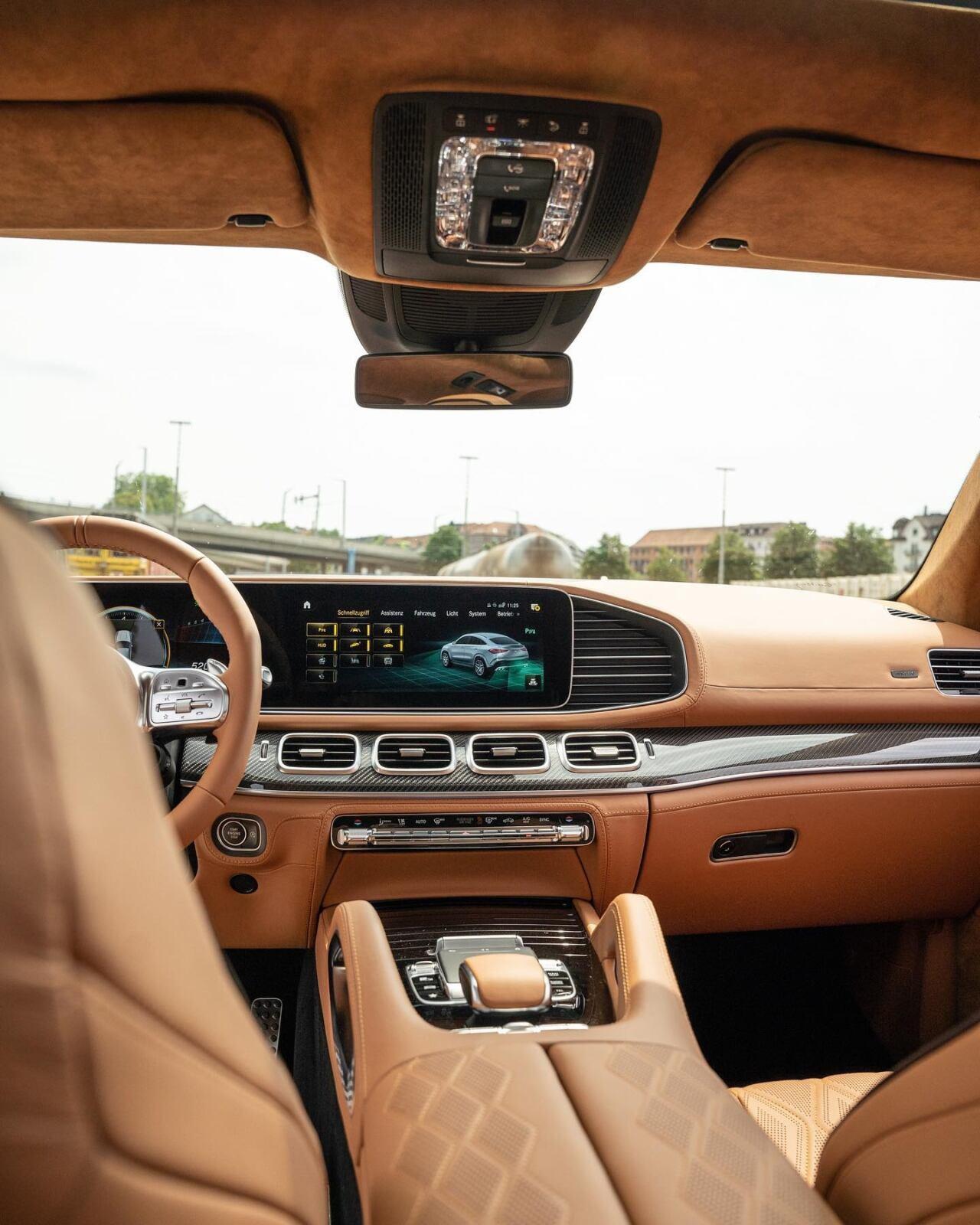 Mercedes-AMG GLE 53 Coupé Hofele