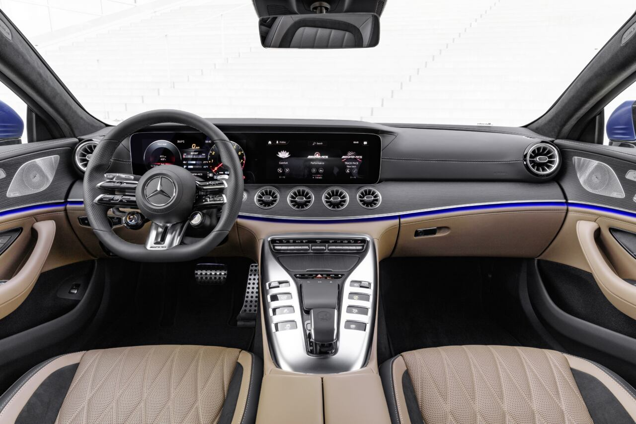 Mercedes-AMG GT Coupé4 2021