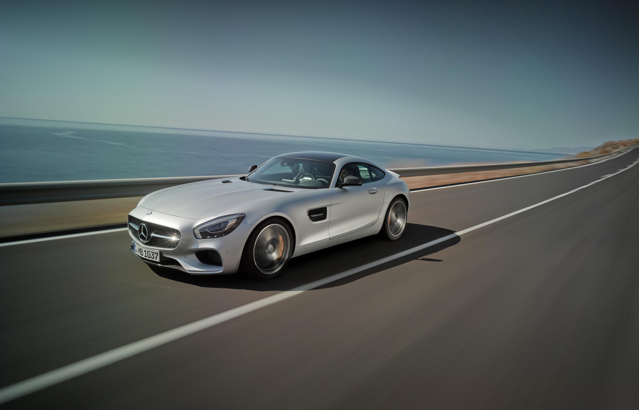 Mercedes-AMG GT richiamo Nord America