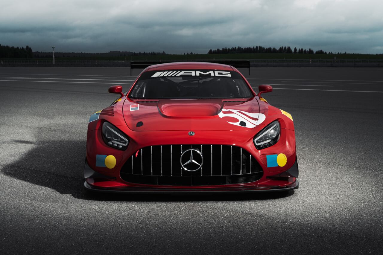 Mercedes-AMG GT3 24 Ore di Spa
