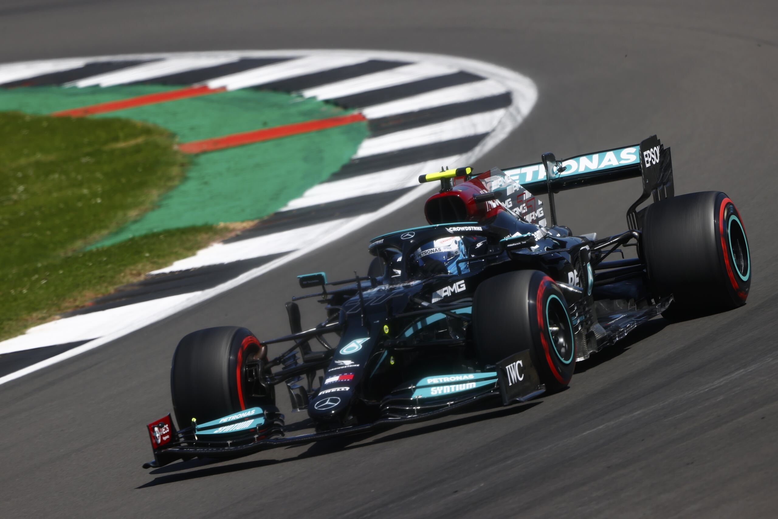 Mercedes-AMG Petronas F1 primo sprint Silverstone