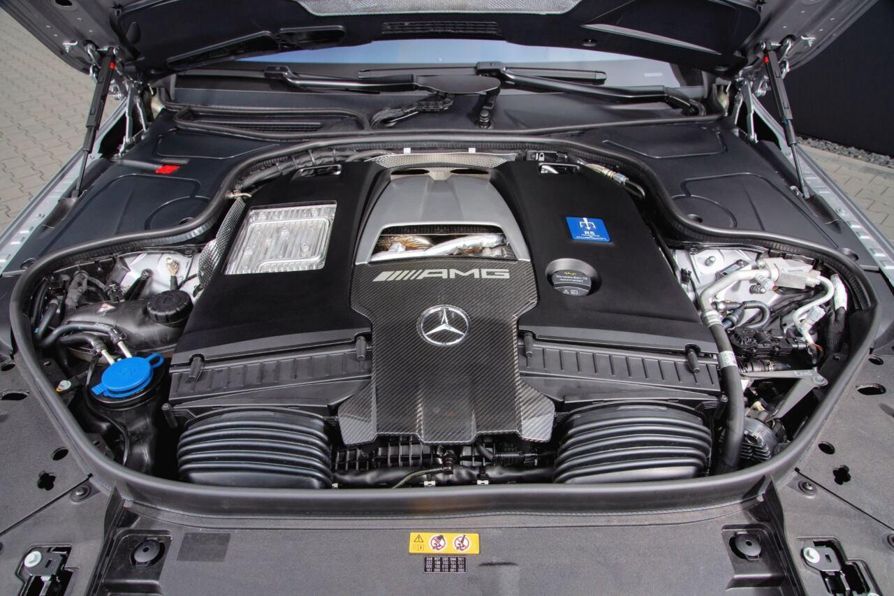 Mercedes-AMG S 63 Posaidon