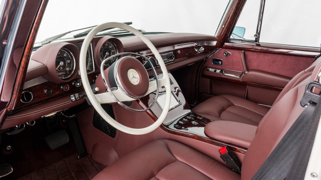 Mercedes-Benz 600 Pullman one-off 1975