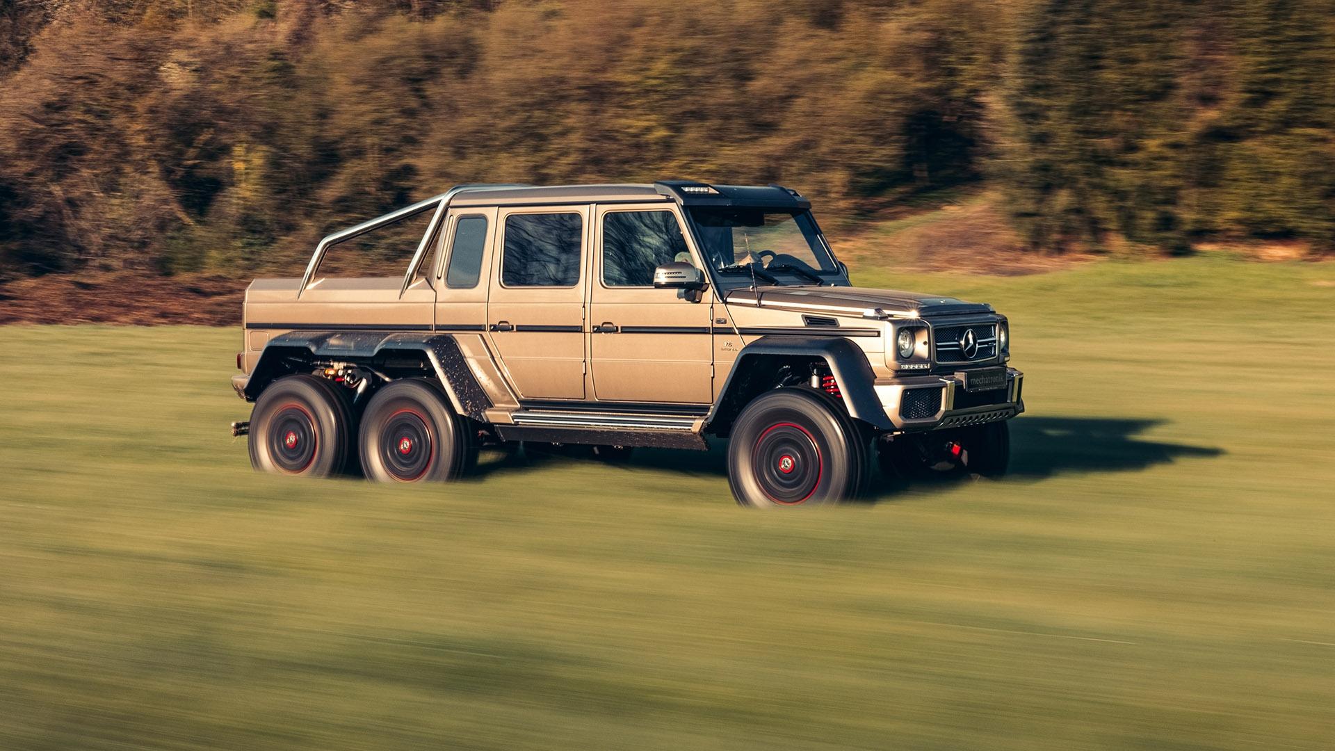 Mercedes-Benz G 63 AMG 6x6 2015 in vendita