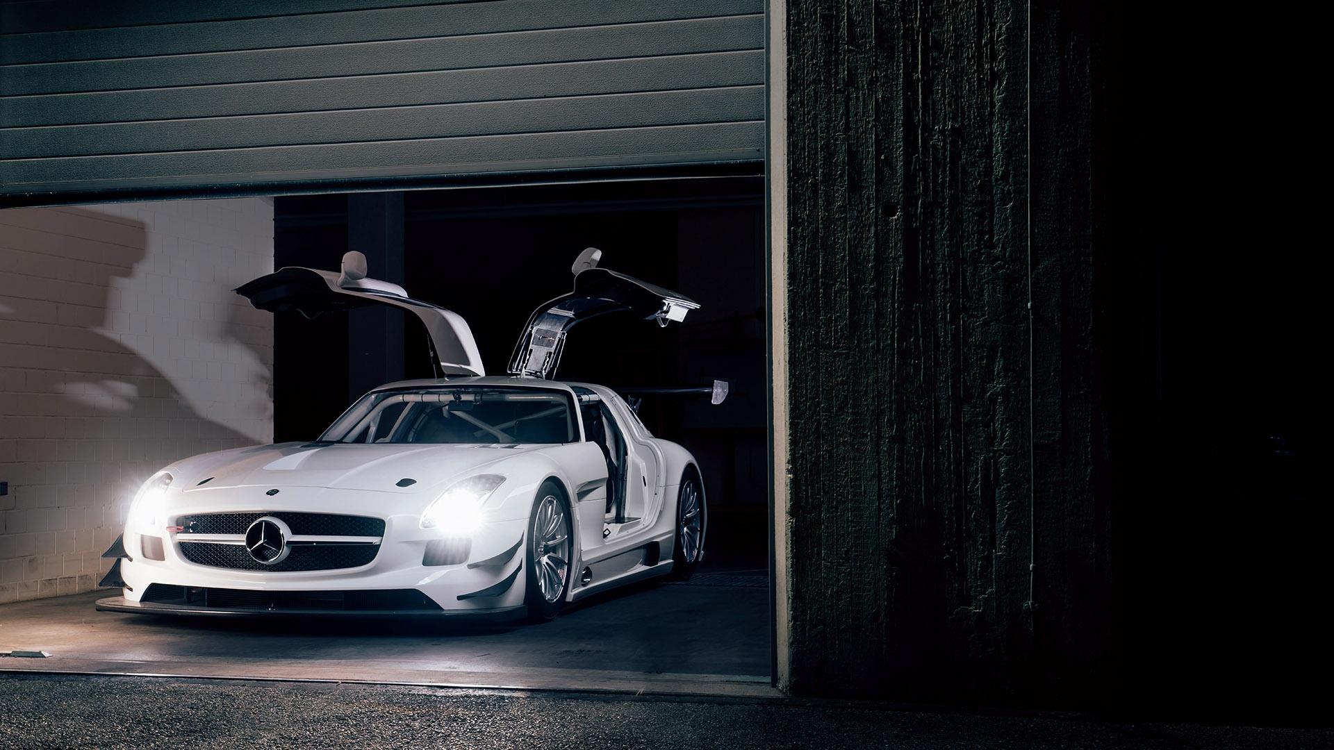 Mercedes-Benz SLS AMG GT3 2014 in vendita