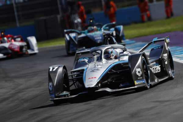 Mercedes-EQ Formula E New York