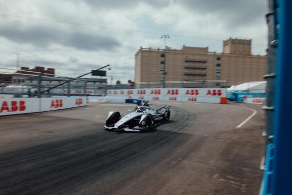 Mercedes-EQ Formula E New York sabato