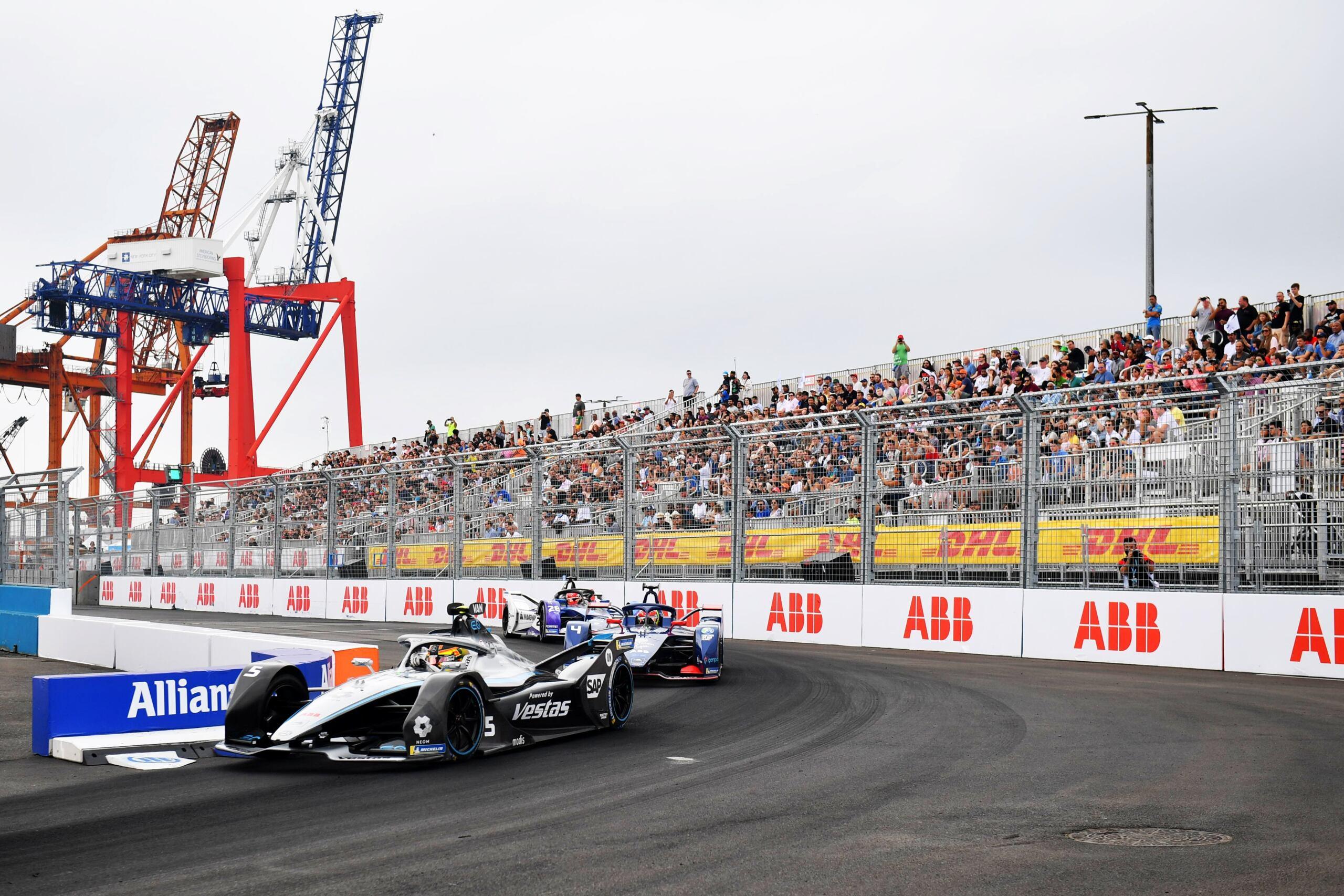 Mercedes-EQ Formula E Team New York