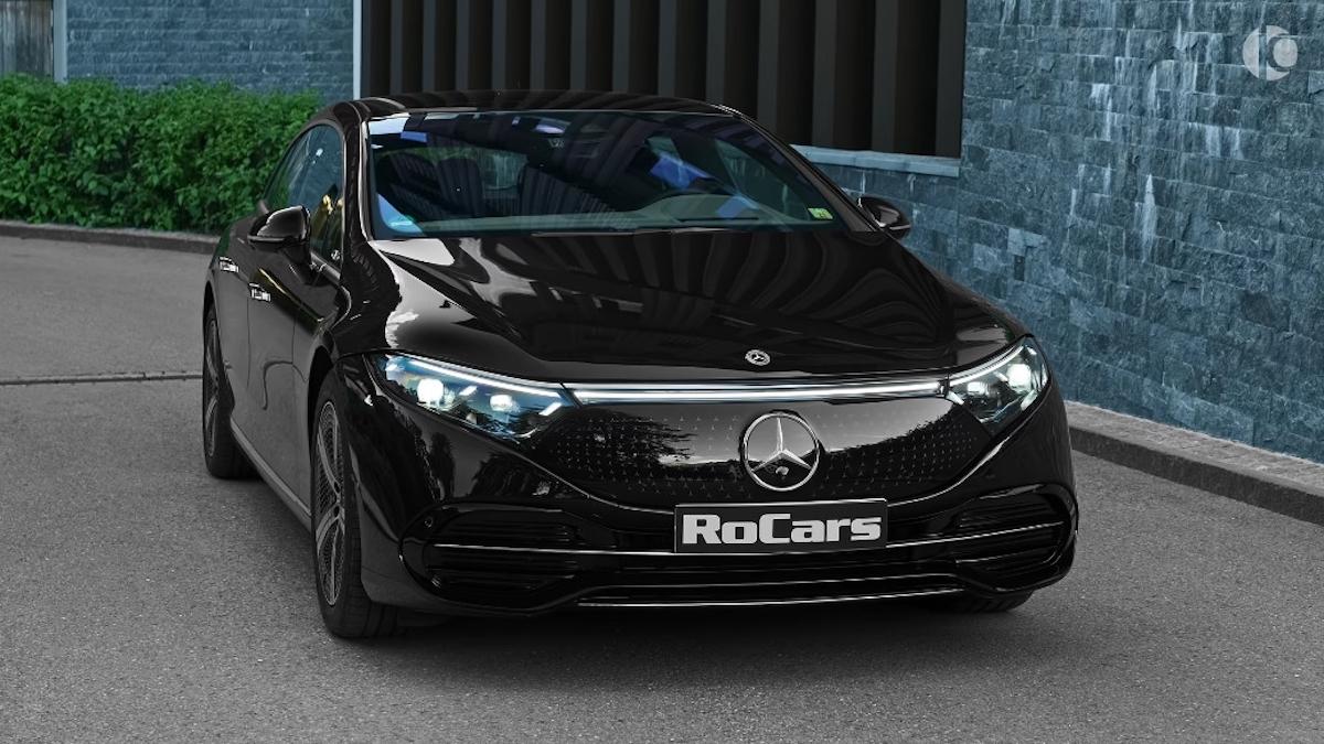 Mercedes EQS 580 RoCars