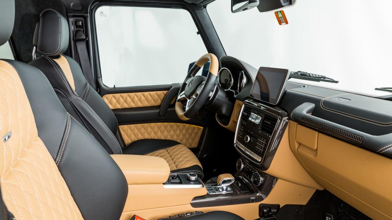 Mercedes-Maybach G 650 Landaulet 2018 in vendita