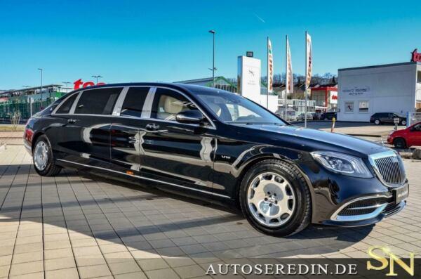 Mercedes-Maybach S 650 Pullman Guard 2020 in vendita