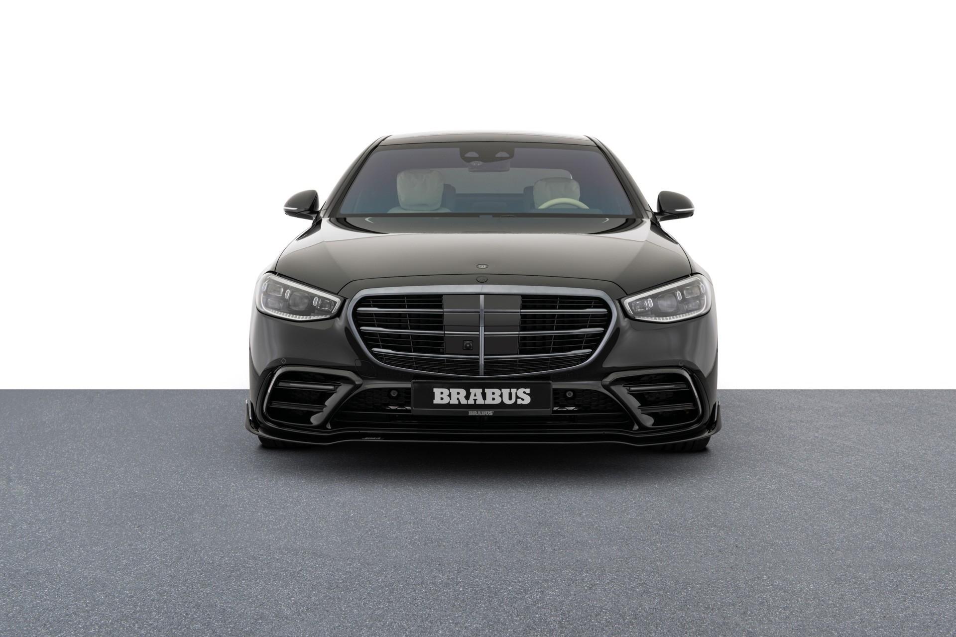 Mercedes S 500 L Brabus 500