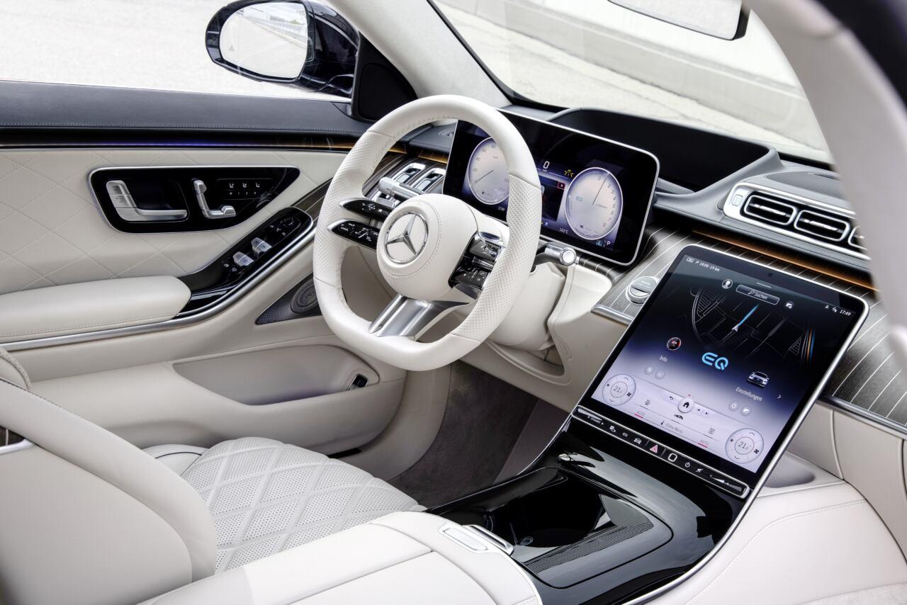 Nuova Mercedes S 580 e